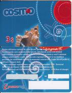 ROMANIA - Seashell, Cosmorom Prepaid Card 3$, Sample - Romania
