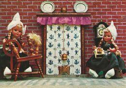 "Dolls From ""Dovina"" Netherlands.  # 07142 - Games & Toys"
