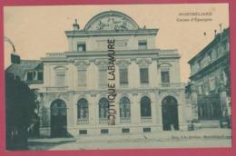 25 - MONTBELIARD----Caisse D'Epargne - Montbéliard