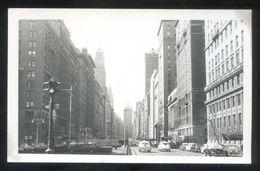 New York City. Lote 4 Fotos Anónimas. Medidas 88x139 Mms. Sin Circular - Otros