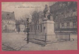 25 - MONTBELIARD---Statue De Cuvier - Montbéliard