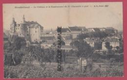 25 - MONTBELIARD--Le Chateau Et Le Casernement Du 21° Chasseurs A Pied - Montbéliard