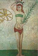 Piazza Armerina.  Ragazza In Bikini - Girl In Bikini. Italy.     # 07381 - Unclassified