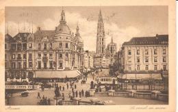 Antwerpen - Anvers - CPA - Le Canal Au Sucre - Antwerpen