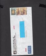 MALESIA  1979 - Yvert 162-192 - Lettera Per Giappone - Animali E Fiori - Malesia (1964-...)