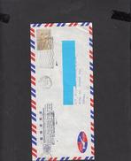MALESIA  1982 - Yvert  190 -  Lettera Per Giappone - Fauna - Tigre - Malesia (1964-...)