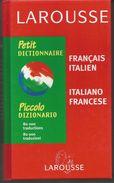 Dictionnaire LAROUSSE Français Italien - Dictionaries