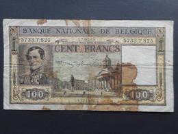 Belgium 100 Francs 1948 - [ 2] 1831-... : Belgian Kingdom
