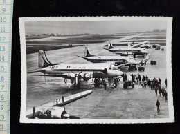 CPSM Air France, DC4, Viscount , DC - 1946-....: Moderne