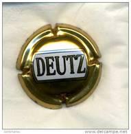 CAPSULE   DEUTZ    Ref  23b   !!!!  !!! - Deutz