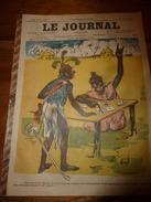 """1903 LE JOURNAL:Divination Afrique Noire (ill. Hay); La Jolie Femme De Flamberge Du """"Five O'Clock"""" De Chez MAXIM'S;etc - Giornali"""