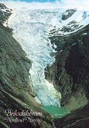 1 AK Norwegen * Der Gletscher Briksdalsbreen - Ein Nebenarm Des Größten Festlandsgletschers In Europa Des Jostedalsbreen - Norwegen