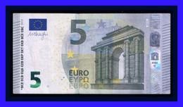 """5 EURO """"NA"""" AUSTRIA Firma DRAGHI N009 I2, VERY NICE, SEE SCAN!!!!!! - EURO"""