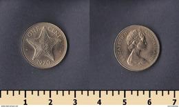 Bahamas 1 Cent 1970 - Bahamas