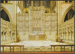 Sanctuary And High Altar, Truro Cathedral, Cornwall, C.1990s - Judges Postcard - England