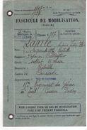 Fascicule De Mobilisation Région De Montauban - Documents