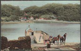 King Harry Passage, River Fal, Cornwall, C.1905-10 - Empire Series Postcard - England