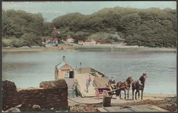 King Harry Passage, River Fal, Cornwall, C.1905-10 - Empire Series Postcard - Other