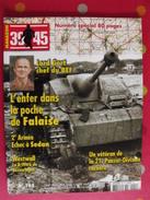39-45 Magazine N° 192 De 2002. Lorg Gort BEF Poche De Falaise Westwall Sedan Panzer Division - History