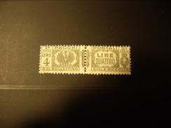 ITALIE ITALY ITALIA  1927 COLIS  Neuf* - Paquetes Postales