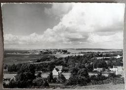 Presqu'île De Crozon - La Rade De Brest, Vue Des Hauteurs De St Fiacre, Rostellec - Crozon