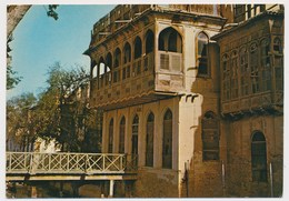 BASRA,  Shanashil In Basrah, IRAQ,  Old Postcard - Iraq
