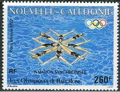NUEVA CALEDONIA - NOUVELLE CALEDONIE - OLYMPICS BARCELONA 92 - YVERT A-286 - MICHEL 940 - SCOTT C 235 - Verano 1992: Barcelona