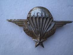 Brevet Para Indo Numéroté ,fabrication Artisanale,1947,bon état - Airforce