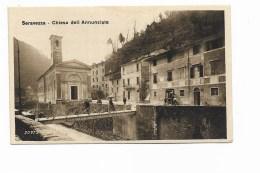 SERAVEZZA - CHIESA DELL'ANNUNZIATA  - NV FP - Lucca