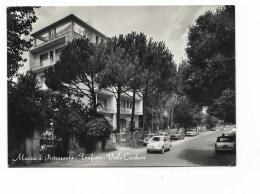 MARINA DI PIETRASANTA - TONFANO - VIALE CARDUCCI  VIAGGIATA FG - Lucca