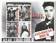 Guyana, Postfris MNH, Elvis Presley - Guyana (1966-...)