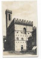 FIRENZE - PALAZZO PRETORIO O DEL PODESTA' ORA MUSEO NAZIONALE - VIAGGIATA FP - Firenze