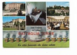 BATTAGLIA TERME - STAB. TERMALE VIAGGIATA FG - Padova