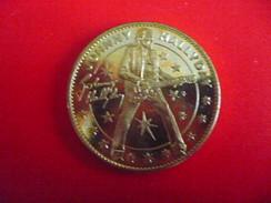 Belle Médaille Johnny Hallyday  2012 - France