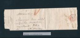 770/25 - Lettre Précurseur DINANT 1714 Vers Anvers - Port à La Craie V - Signée Caniot - 1714-1794 (Austrian Netherlands)
