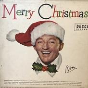 LP Navideño De Bing Crosby Año 1955 Edición Uruguaya - Christmas Carols