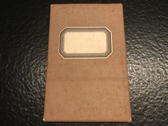 Scheidegg - TOPOGRAPHISCHE ATLAS DER SCHWEIZ - 1912 - CARTE TOPOGRAPHIQUE DE LA SUISSE - Topographische Karten