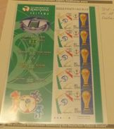 Nippon  WM  Fußball WM  SAitama   2002   Michel: 3348 -49 ** MNH   #XL578 - Blocks & Sheetlets