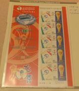 Nippon  WM  Fußball WM  Yokohama   2002   Michel: 3348 -49 ** MNH   #XL579 - Blocks & Sheetlets