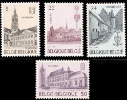 Belgium 2146/49**  Abbayes   MNH - Belgique