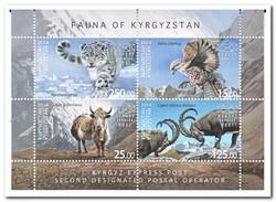 Kirizië 2014, Postfris MNH, Animals - Kirgizië