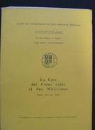 La Cote Des Coins Dates Et De Millesimes - Sococodami - 1995 - 134 Pages - Ports 3€ - Littérature