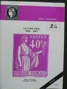 Le Type Paix - 60 Pages - Port 2.50€ - Specialized Literature
