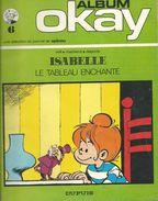 Isabelle 1 Le Tableau Enchanté WILL MACHEROT  DELPORTE - Isabelle
