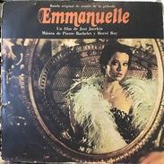 LP BSO Película Emmanuelle Año 1974 Edición Argentina - Soundtracks, Film Music