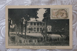 CONGO BRAZZAVILLE Hotel Du Gouvernement Général - Brazzaville