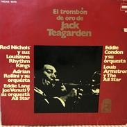 LP Argentino De Jack Teagarden Año 1964 - Jazz