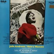 LP BSO Darling Lili Año 1969 Edición Argentina - Soundtracks, Film Music
