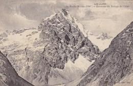 Les Alpes, Roche Méane, Environs Du Refuge De L'Alpe (pk40822) - France
