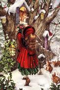 #48/10 Children Animals Susan Wheeler Russian Modern Rare New Postcard - Portretten